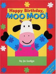 Cover art for HAPPY BIRTHDAY, MOO MOO!