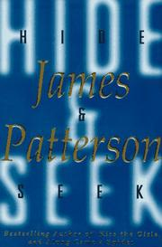 HIDE & SEEK by James Patterson