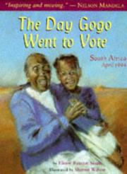 Book Cover for THE DAY GOGO WENT TO VOTE