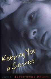 Book Cover for KEEPING YOU A SECRET