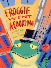 Cover art for FROGGIE WENT A-COURTING