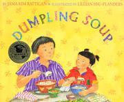 DUMPLING SOUP by Jama Kim Rattigan
