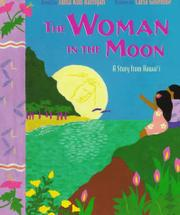 THE WOMAN IN THE MOON by Jama Kim Rattigan