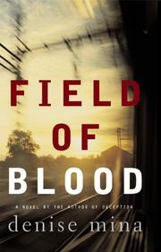 Cover art for FIELD OF BLOOD