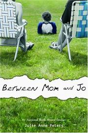 Book Cover for BETWEEN MOM AND JO