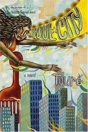 Book Cover for SOUL CITY