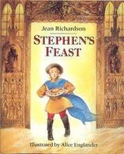 STEPHEN'S FEAST by Jean Richardson