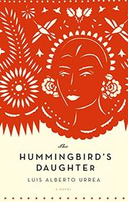 Cover art for THE HUMMINGBIRD'S DAUGHTER
