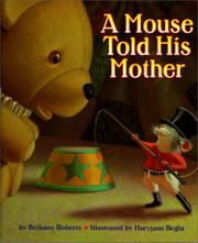 Cover art for A MOUSE TOLD HIS MOTHER