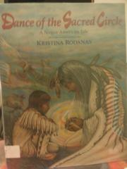 DANCE OF THE SACRED CIRCLE by Kristina Rodanas