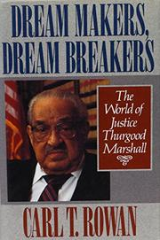 DREAM MAKERS, DREAM BREAKERS by Carl T. Rowan