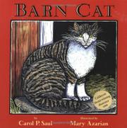 BARN CAT by Carol P. Saul