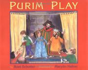 PURIM PLAY by Roni Schotter