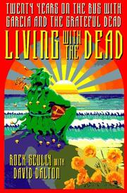 Cover art for LIVING WITH THE DEAD
