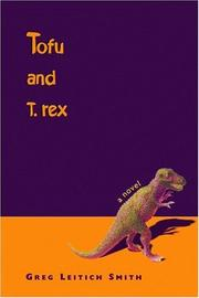 TOFU AND T. REX by Greg Leitich Smith