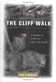 THE CLIFF WALK by Don J. Snyder