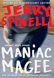 Cover art for MANIAC MAGEE