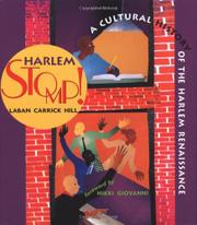 HARLEM STOMP! by Laban Carrick Hill