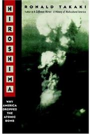 Cover art for HIROSHIMA