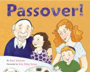 Cover art for PASSOVER!