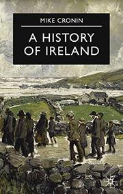 Cover art for A HISTORY OF IRELAND