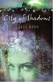Cover art for CITY OF SHADOWS