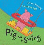 Book Cover for PIG ON A SWING