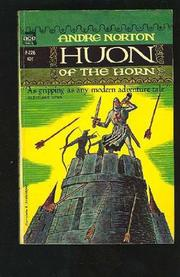 HUON OF THE HORN by Andre Norton