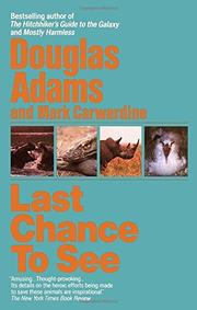 Cover art for LAST CHANCE TO SEE