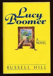 LUCY BOOMER by Russell Hill
