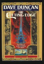 THE CUTTING EDGE by Dave Duncan