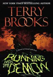 RUNNING WITH THE DEMON by Terry Brooks