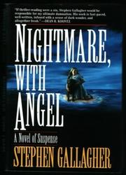 Cover art for NIGHTMARE, WITH ANGEL