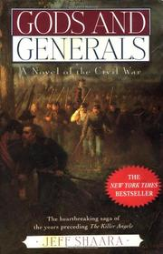 Cover art for GODS AND GENERALS