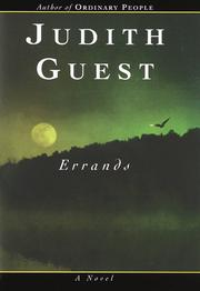 ERRANDS by Judith Guest