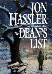 THE DEAN'S LIST by Jon Hassler