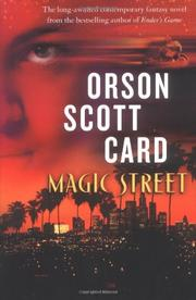 Book Cover for MAGIC STREET