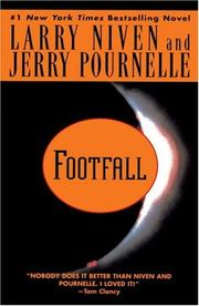 FOOTFALL by Larry & Jerry Pournelle Niven
