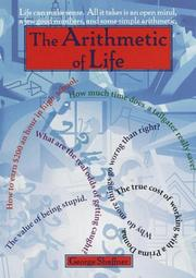 THE ARITHMETIC OF LIFE by George Shaffner