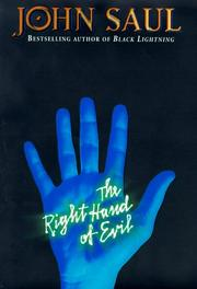 Book Cover for THE RIGHT HAND OF EVIL