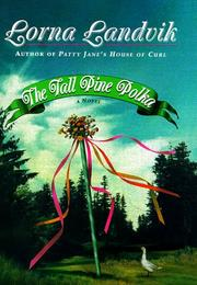 Book Cover for THE TALL PINE POLKA