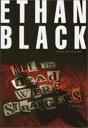 Cover art for ALL THE DEAD WERE STRANGERS