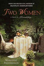 Book Cover for TWO WOMEN