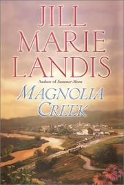 Cover art for MAGNOLIA CREEK