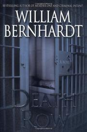 DEATH ROW by William Bernhardt