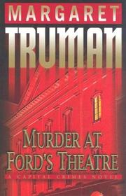 Cover art for MURDER AT FORD'S THEATRE