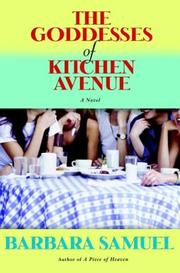 Cover art for THE GODDESSES OF KITCHEN AVENUE