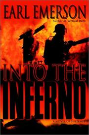 INTO THE INFERNO by Earl Emerson