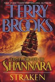 Cover art for HIGH DRUID OF SHANNARA
