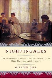 Cover art for NIGHTINGALES
